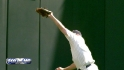 Cuddyer's nice catch