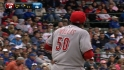 Willis' eight strikeouts