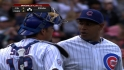 Marmol&#039;s 32nd save