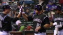 Smith's RBI triple