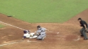 Blanks throws out Parra at home