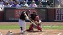 Giambi's two-run homer