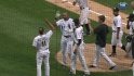 Rios&#039; walk-off grand slam