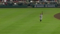 Altuve&#039;s leaping catch