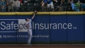 Francoeur's fantastic catch