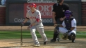 Votto's 28th homer