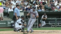 Crowe's RBI single