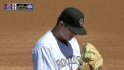 Pomeranz's first career K