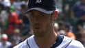 Fister's scoreless start