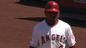 Aybar's four hits