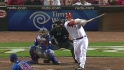 Mesoraco&#039;s first career homer