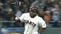 Panda's three-run blast