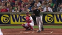 Arencibia's three-run blast