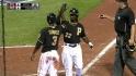 McCutchen's two-run shot