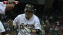 Barmes' three-run homer