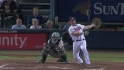 Uggla's three-run homer
