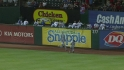 Sizemore&#039;s running catch