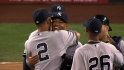 Yankees on Rivera's 600th save