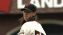 Lincecum&#039;s strong outing