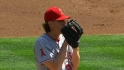 Weaver&#039;s 17th win