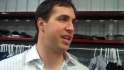 Mark Teixeira on 'The Sandman'