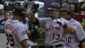 Avila&#039;s game-tying homer