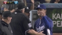 Kershaw&#039;s ejection