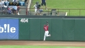 Chavez&#039;s leaping catch