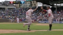 Lee&#039;s game-tying homer