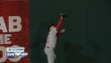 Berkman's leaping catch