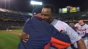 Valverde's save clinches Central