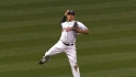 Cabrera dazzles at short