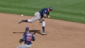 Asdrubal&#039;s impressive flip