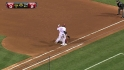 Furcal&#039;s nice play