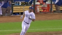 Francoeur's three-run blast
