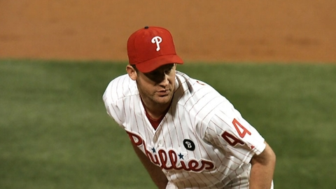 Oswalt tweets in support of Phillies, Halladay