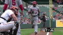 Aybar's two-run blast