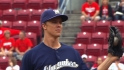 Greinke&#039;s flashy start