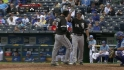 Pierzynski's three-run tater