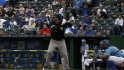 Pierzynski's four hits