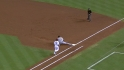 Cedeno's slick play