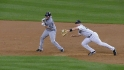 Teixeira's double play