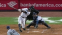 Granderson's three-run double