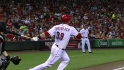 Mesoraco&#039;s two-run shot