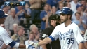 Hosmer&#039;s three-run blast