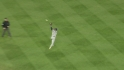 Hudson&#039;s leaping grab