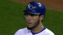 Hosmer's five-hit game