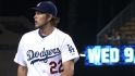 Kershaw&#039;s 20th win