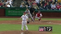 Espinosa's two-run homer