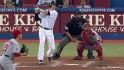 Johnson's RBI double